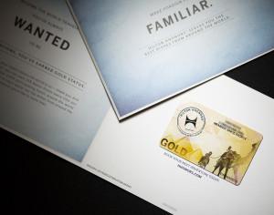 Hilton HHonors-oro-elite-card